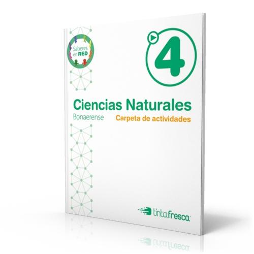 Ciencias Naturales 4 Bonaerense - Carpeta de actividades