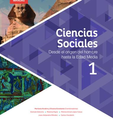 Ciencias sociales 1. Del orígen del hombre hasta la Edad Media